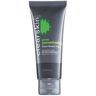 Clearskin® Pore Penetrating Black Mineral Mask