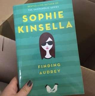 sophie kinsella finding audrey