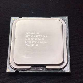 Core 2 duo cpu