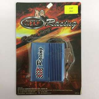 Cdi GTC Racing Steel (Unlimited Rev/Api Kuat) Ex5 Wave100/Kriss100/Demak/Sym110