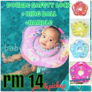 🔥fast& free delivery 🔥ready stock/ neck float / pelampung baby