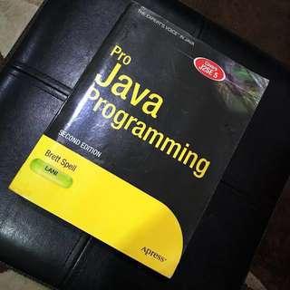 Pro Java Programming (Second Edition)