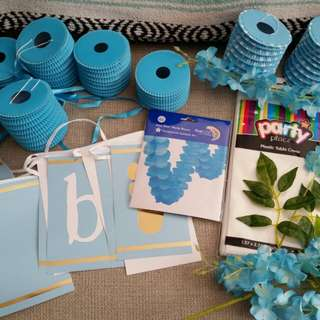 Baby shower or Party decorations