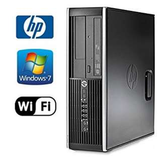 HP Compaq 8200 Elite Small Form Factor business PC