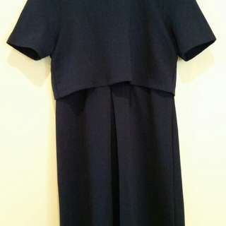 Maternity dress EUC size UK 6 (AUS 6-8)