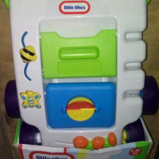 Little tikes 2in1 walker
