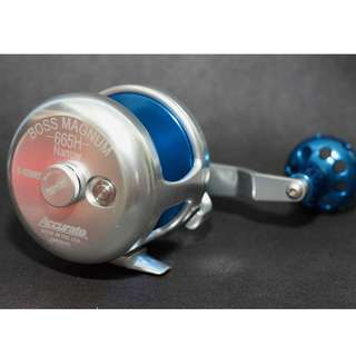 Fishing Reel - accurate 665H Narrow