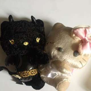 Hello kitty Angel and Devil