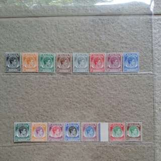 Offer Rare Unmounted Singapore 1st Set