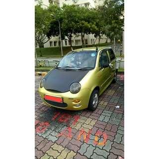 Chery QQ 0.8 Auto