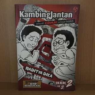 Kambing Jantan Komik (2/2) - Raditya Dika