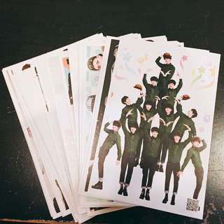 🚚 Exo團體小卡