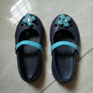 Crocs Mary Jane For Girls