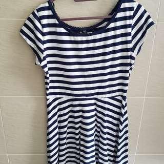 Cotton On Casual Stripe Dress
