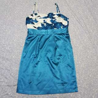 Forme short casual dress
