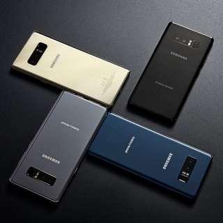 Samsung Galaxy Note 8 [6GB RAM/64GB ROM] Original Samsung Malaysia Set (Grey)