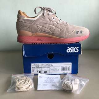 """Very New Asics X Packers """"Dirty Buck"""" 10US"""