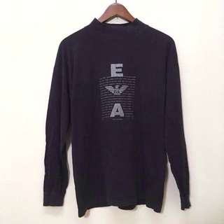 Emporio Armani Turtleneck Longsleeve Shirt Size S
