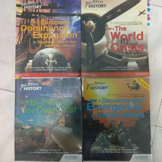 all about history textbook unit 1,2,3,4