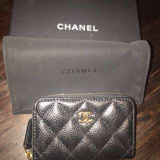 Chanel Card Holder (全新)