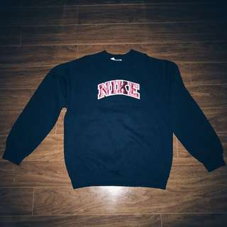 NIKE CREWNECK SWEATER