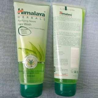 BN Himalaya Herbal Purifying Neem face wash