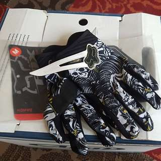 FOX Motorcross Gloves