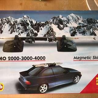 Magnetic Momo Ski Rack