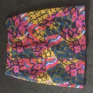Gorman Geometric Skirt