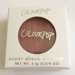 Brand New ColourPop Super Shock Shadow - BRADY