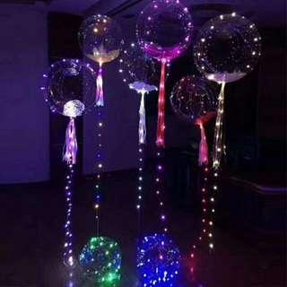 Led balloon (string)