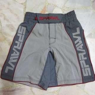 Sprawl MMA Shorts