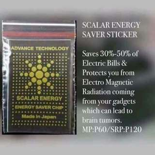 Scalar Sticker