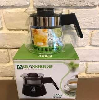 Glasshouse 耐熱玻璃壺(450ml)