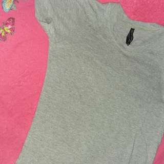 Gray fitted shirt (Women Collec)