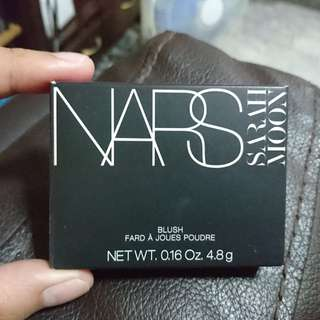 NARS Impudique Blush from the Sarah Moon Collection