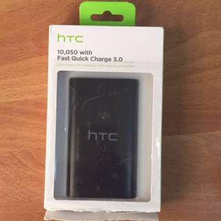 HTC原廠行動電源/QC3.0快充/USB type-c