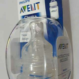 Philips Avent Classic+ Nipple