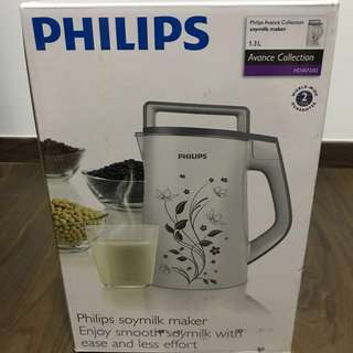 BN Philips Soymilk maker