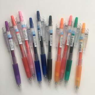Pilot Juice Pens 0.5 japan stationary