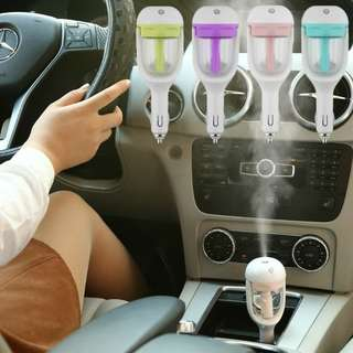 Mini Car aromatheraphy humidifier