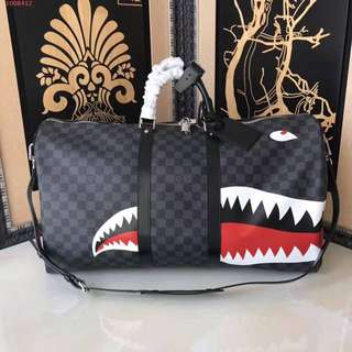LV Keepall travel bag