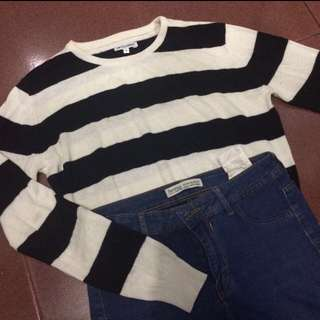 Colorbox Croptop Sweater