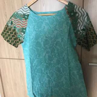 Batik Hijau