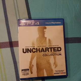 Uncharted: The Nathan Drake Collection PS4 BD