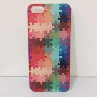 Puzzle iPhone 5 Casing