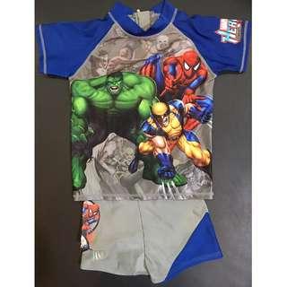 Marvel's Swimwear (2-4yo)
