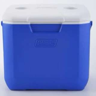 Coleman 30QT (28L) Cooler Box- Blue