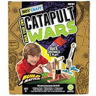 Boy Craft Catapult Wars by Horizon Group USA excellwnt return gifts