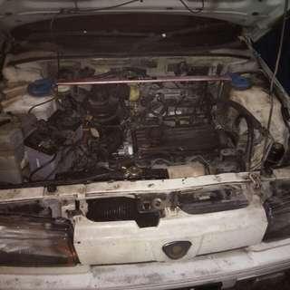 Iswara uk spec auto 1996